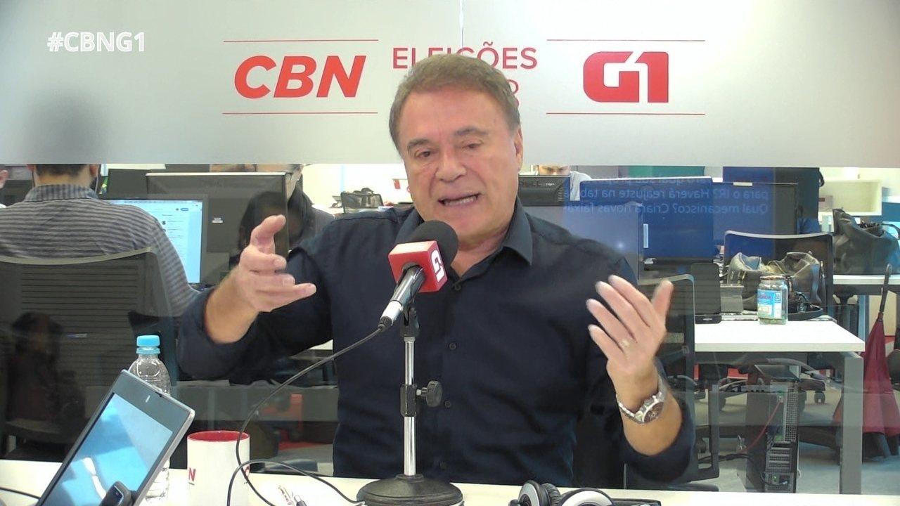 Alvaro Dias responde a perguntas sobre o Monitor da Violência