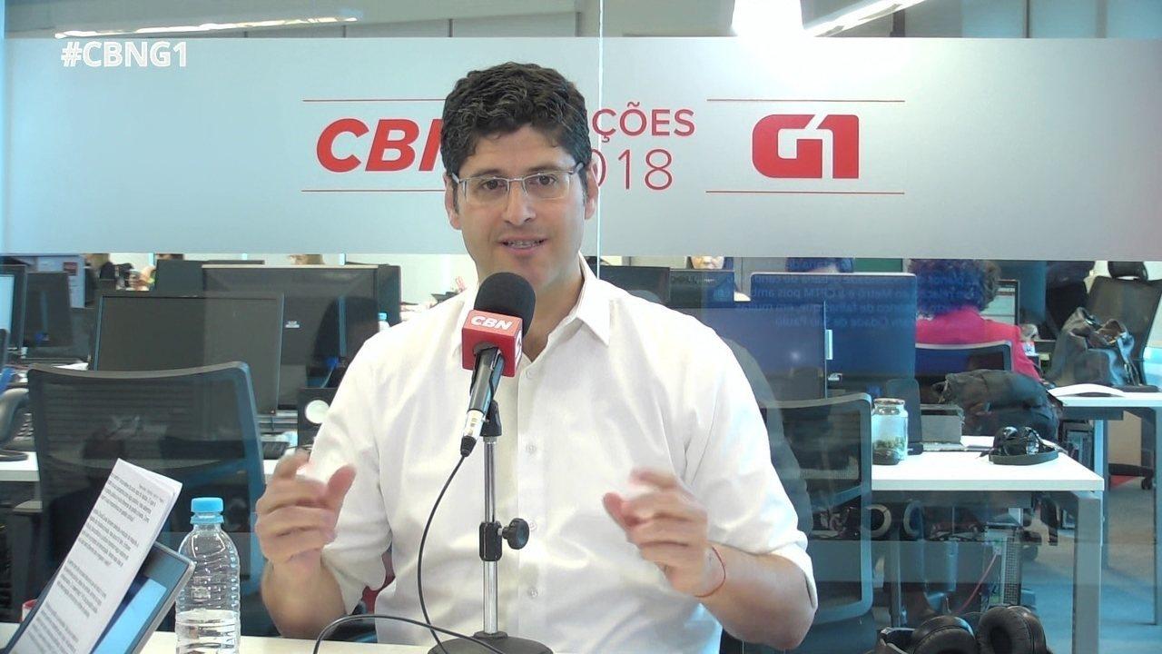 Parte 3: Rogerio Chequer fala de financiamento do 'Vem Pra Rua' e apoio ao impeachment