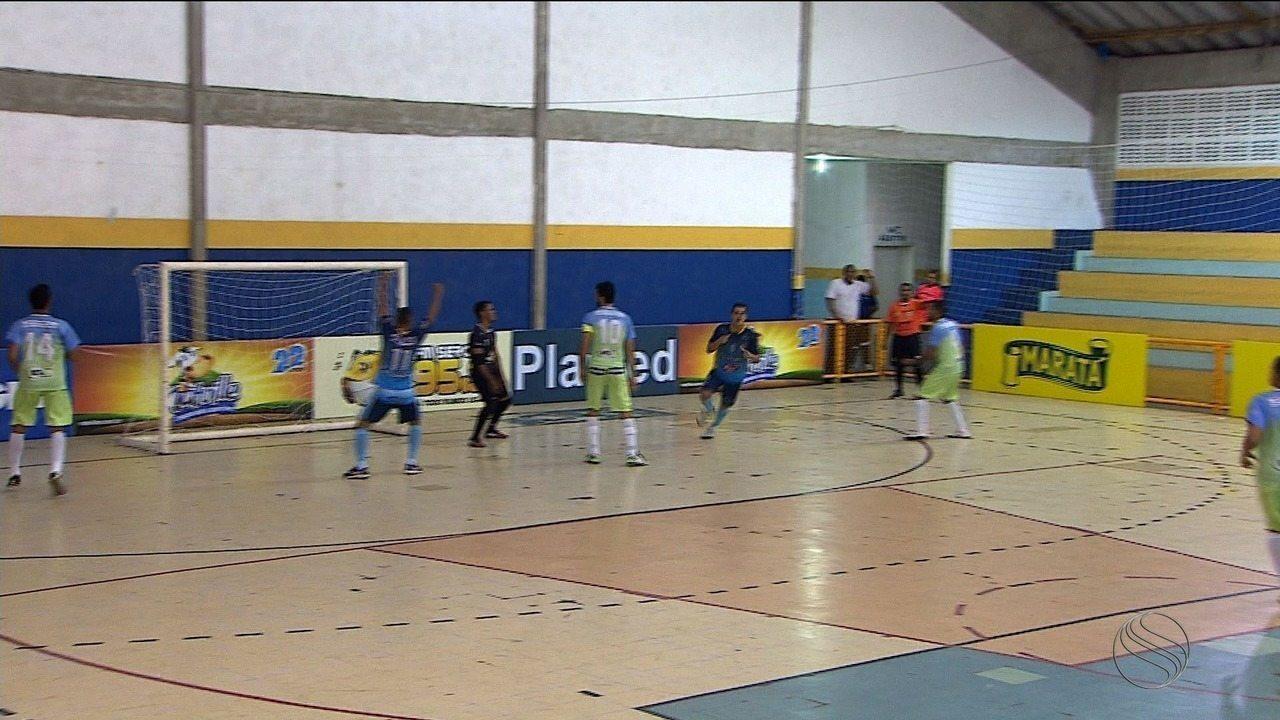 Aracaju goleia a Barra dos Coqueiros, mas não consegue avançar na competição