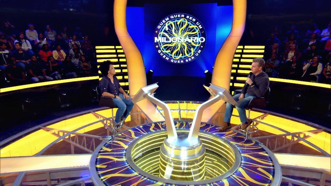 'Quem Quer Ser Um Milionário?': Hosana decide parar nos 100 mil
