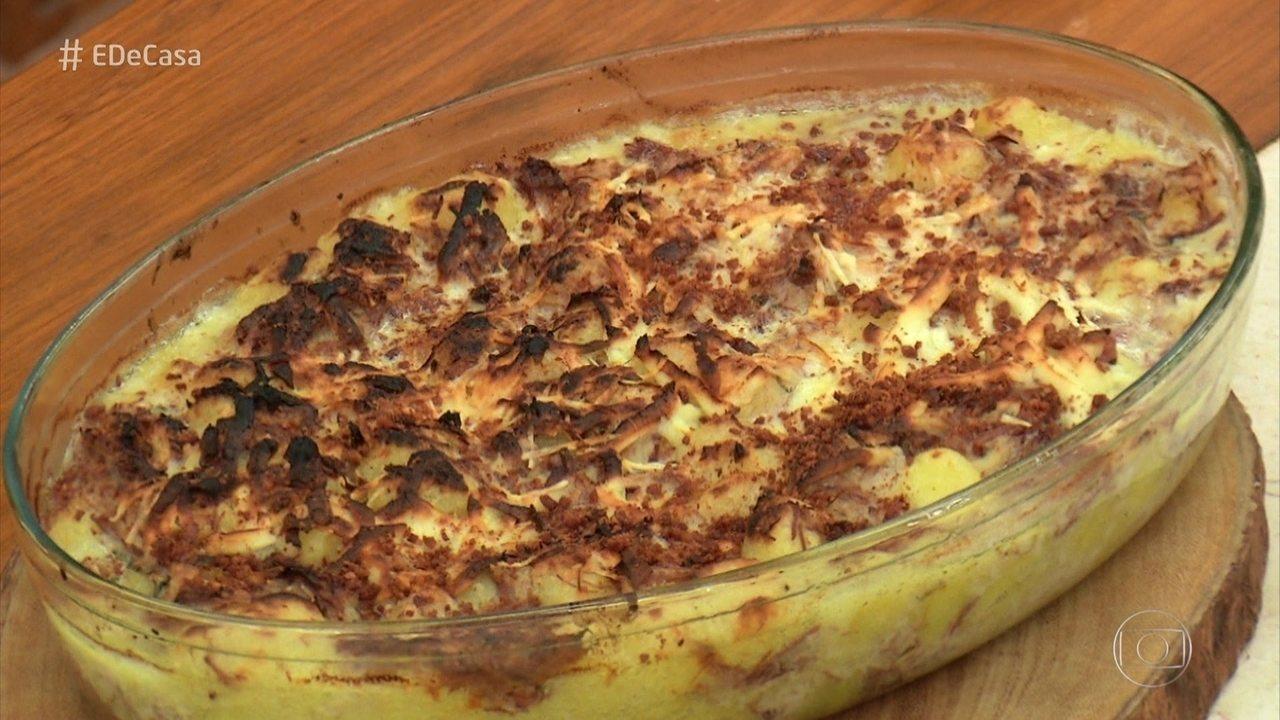 Toque do Ravioli: Chef visita família pernambucana e ensina receita de Nhoque