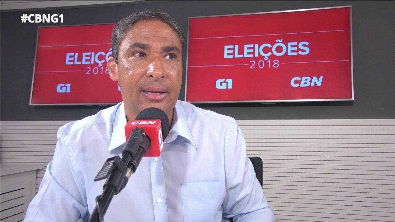 Parte 9: André Monteiro fala sobre polêmicas durante a campanha