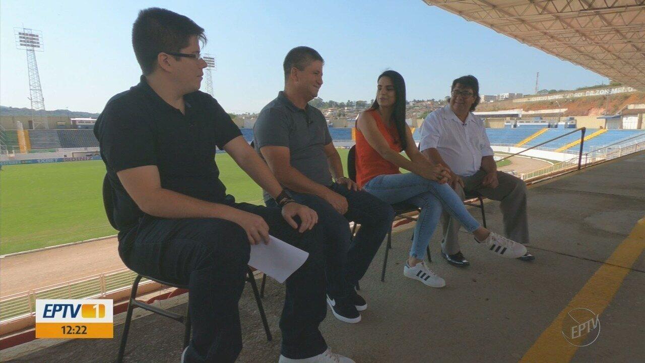 'Resenha': Ney da Matta e convidados comentam situação do Boa na reta final da Série B