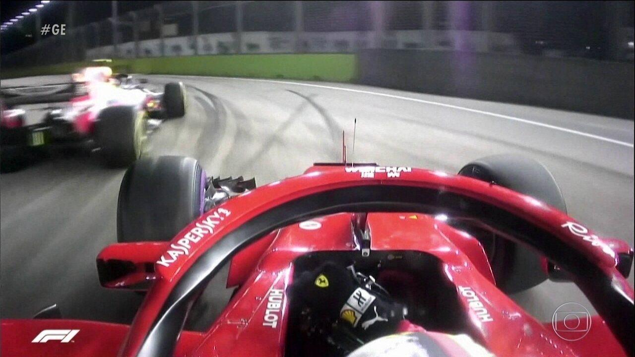 Agora na Rússia, a Fórmula 1 promete mais um capítulo da briga entre Hamilton e Vettel