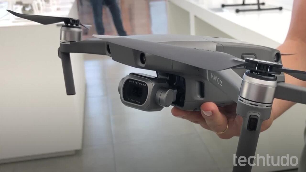 Mavic 2 Pro e Mavic 2 Zoom: Conheça os principais destaques dos novos drones da DJI