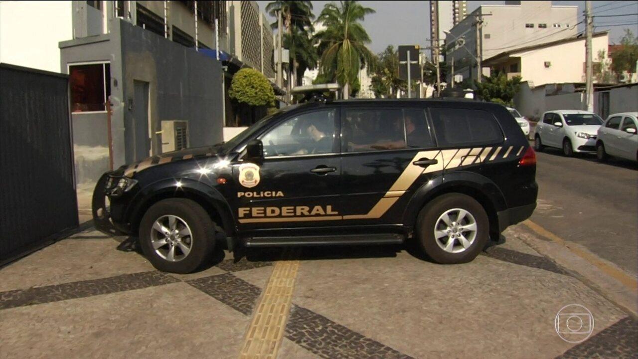PF cumpre mandados em endereços do ex-governador de Goiás Marconi Perillo