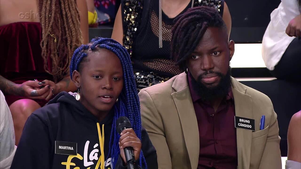 MC Martina diz como a poesia pode mudar o mundo