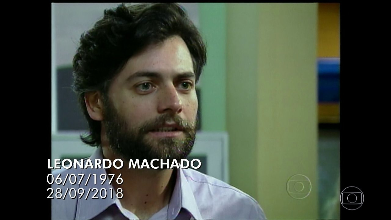 Morre em Porto Alegre o ator Leonardo Machado, que lutava contra um câncer no fígado