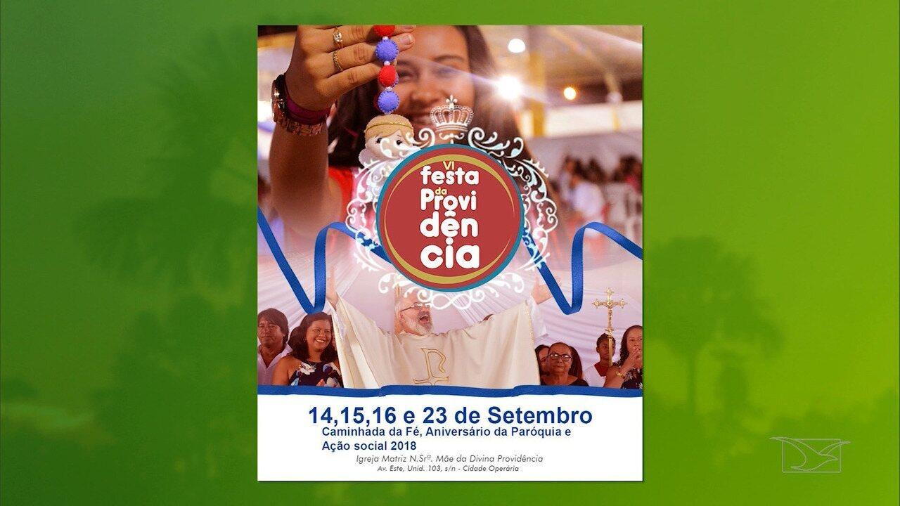 Confira os festejos realizados no Maranhão