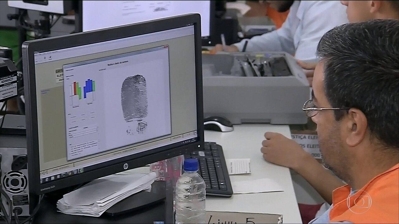 Eleições 2018: 400 mil títulos eleitorais foram cancelados em SP
