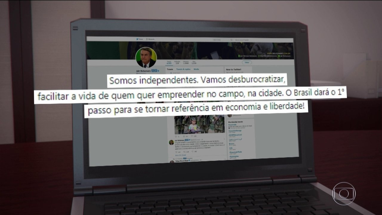 Candidato do PSL, Jair Bolsonaro, passa o dia no Rio de Janeiro