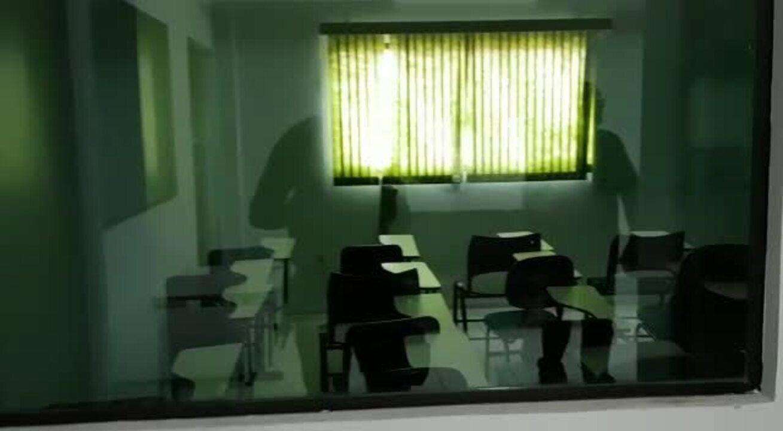 Polícia Civil faz buscas em prédio utilizado por 'faculdade fake' no DF