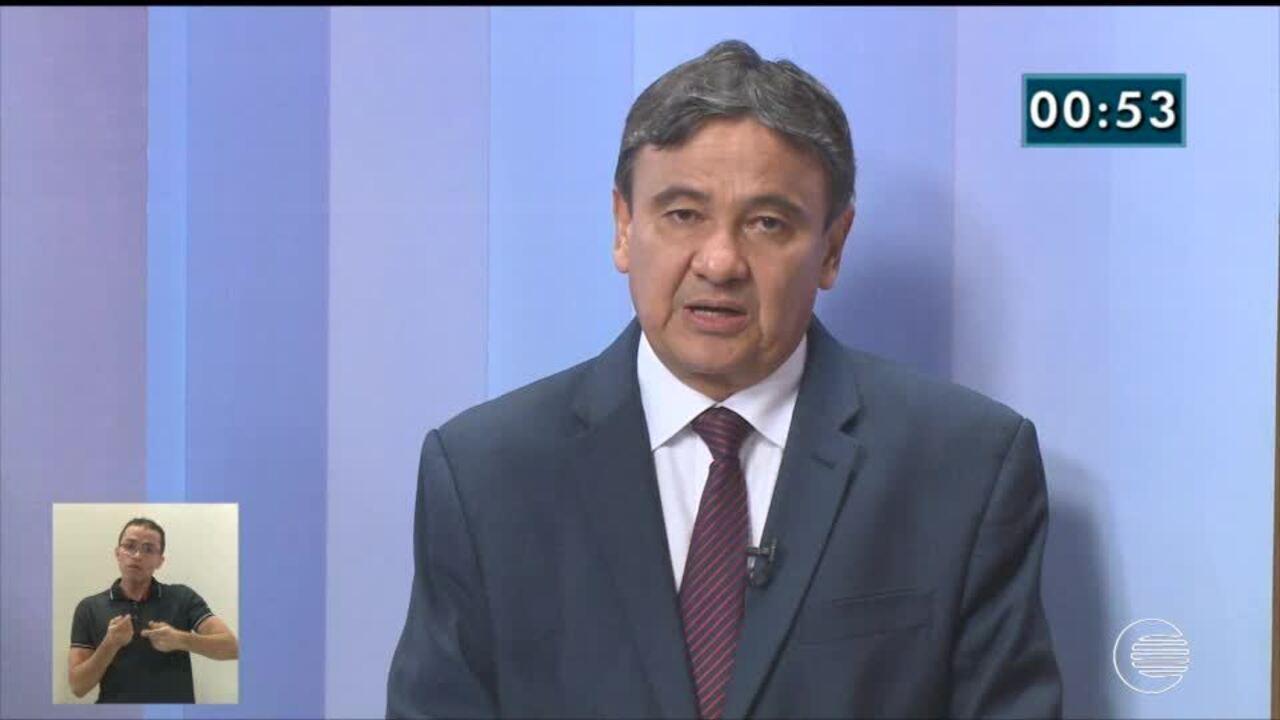Eleições 2018 – Debate com os candidatos ao governo do Piauí - Bloco 3