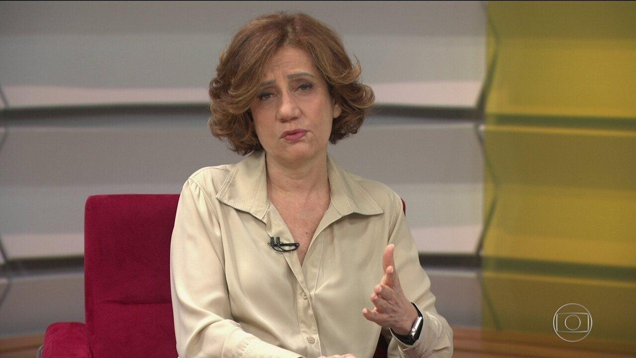 Miriam Leitão: mercado financeiro apoia candidato mais reformista