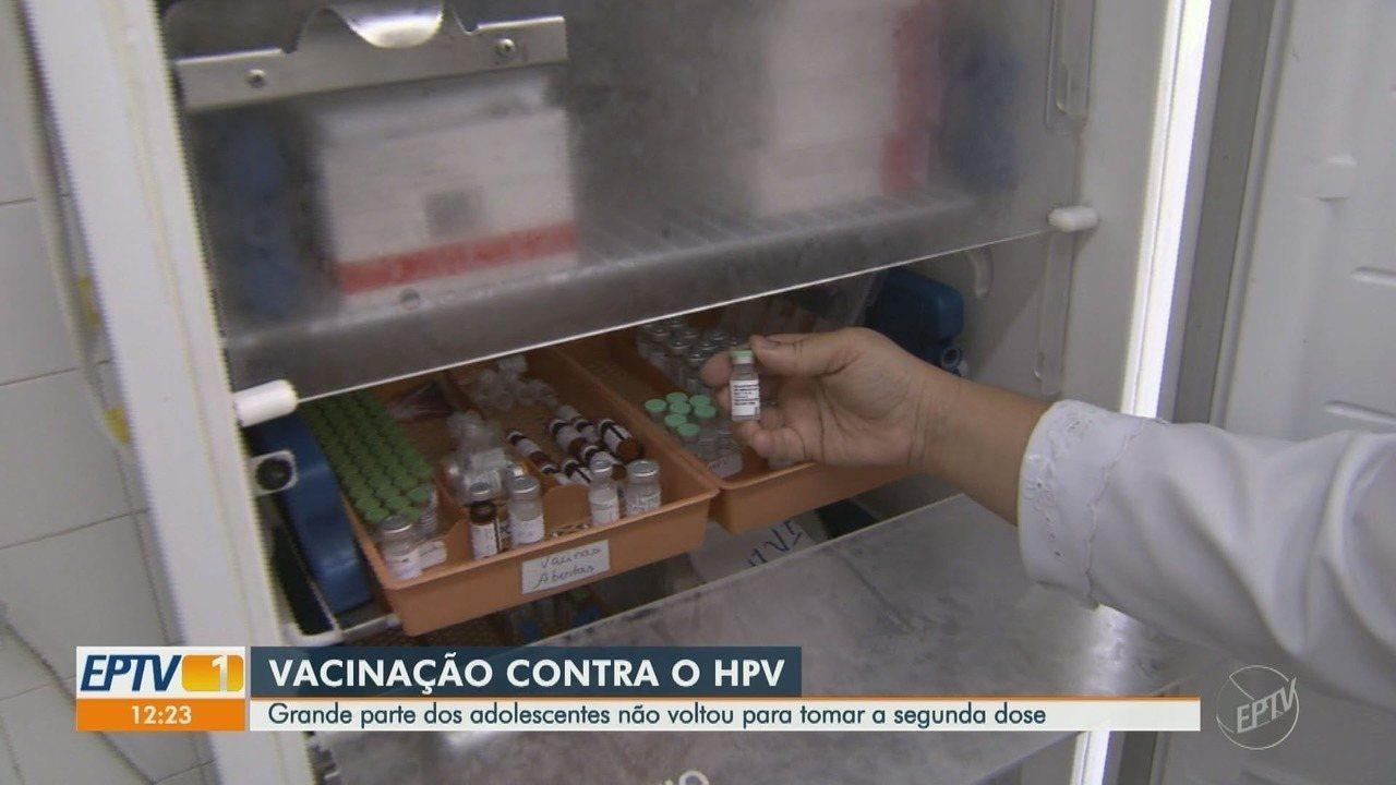 Mais de 139 mil adolescentes não estão imunes contra o HPV na região de Campinas