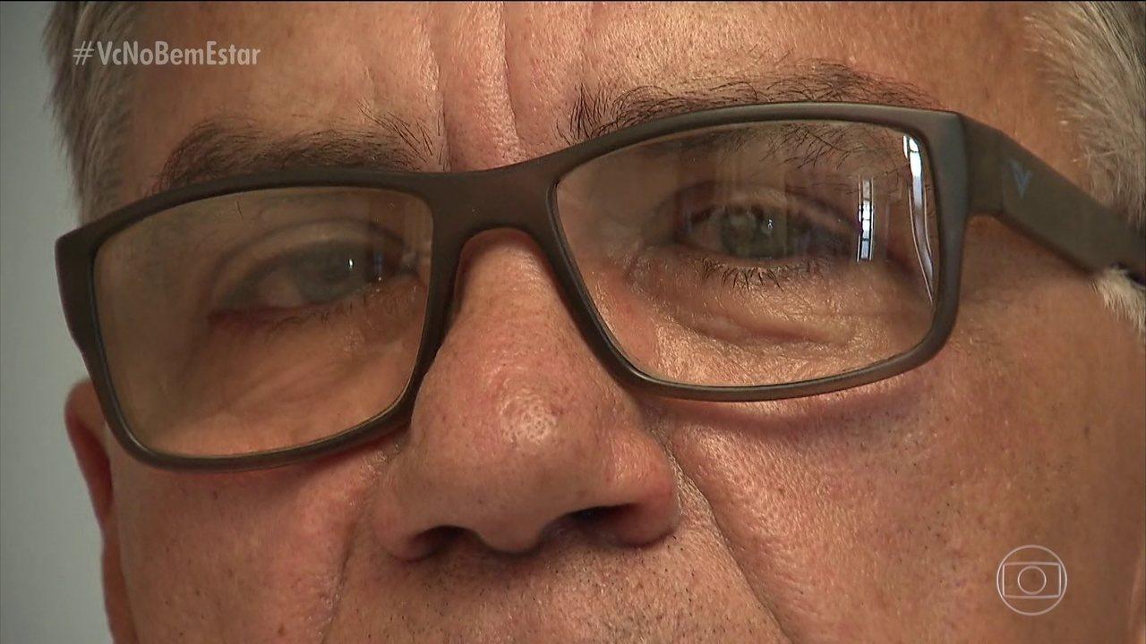 Mau uso da lente de contato pode provocar a perda da visão