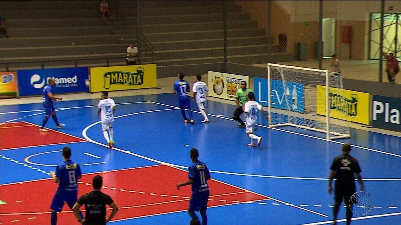 Ribeirópolis e Itaporanga ficam no empate em 2 a 2