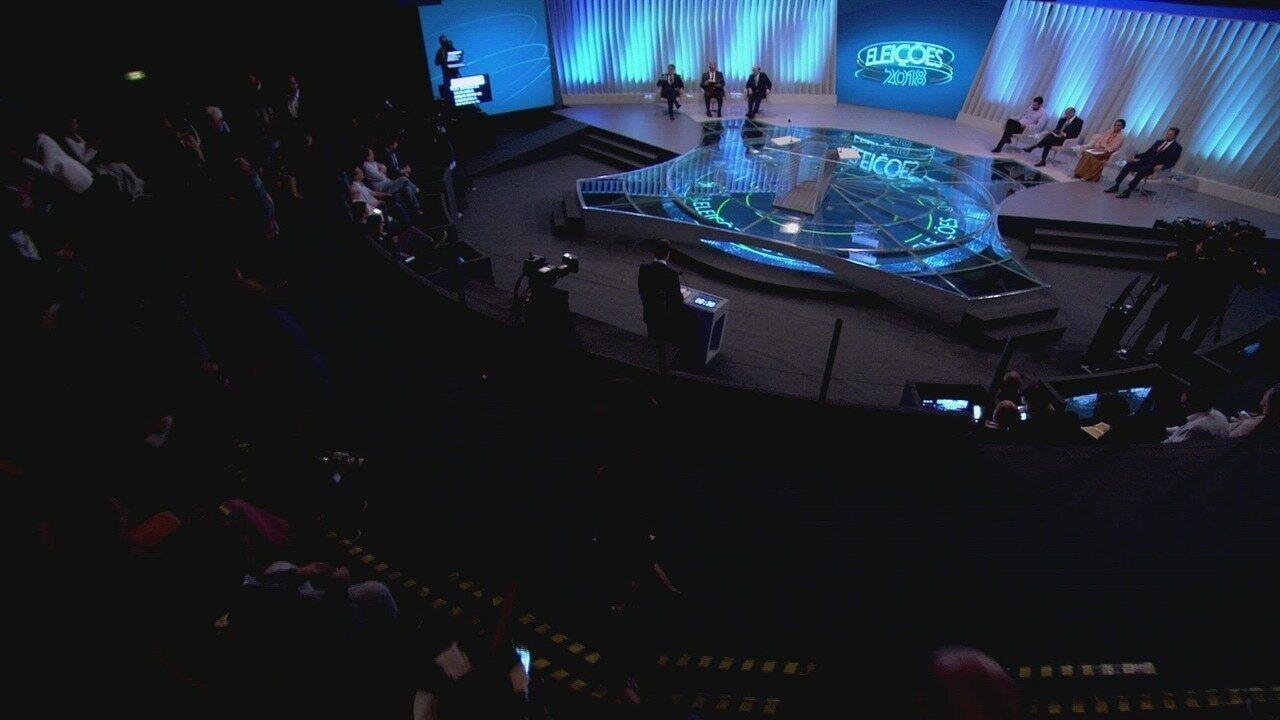 Debate Político - Bloco 2