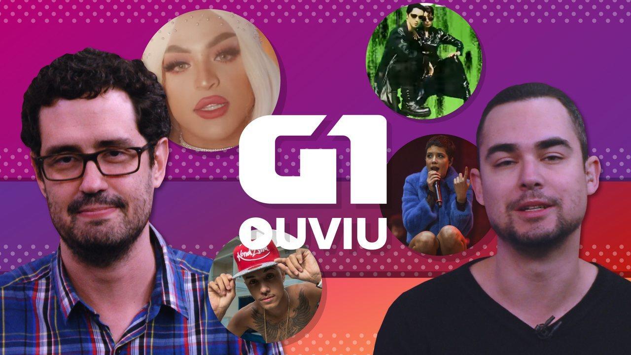 G1 Ouviu tem comentários sobre o novo álbum de Pabllo