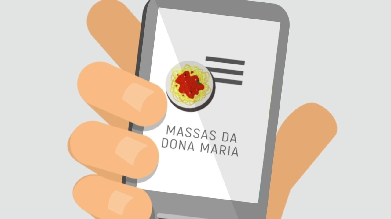 Empresário lança aplicativo para quem busca comida caseira para o dia a dia