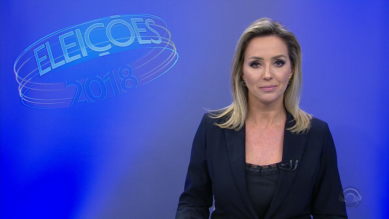 Candidato ao governo do RS, Miguel Rossetto (PT) votou na tarde deste domingo (7)