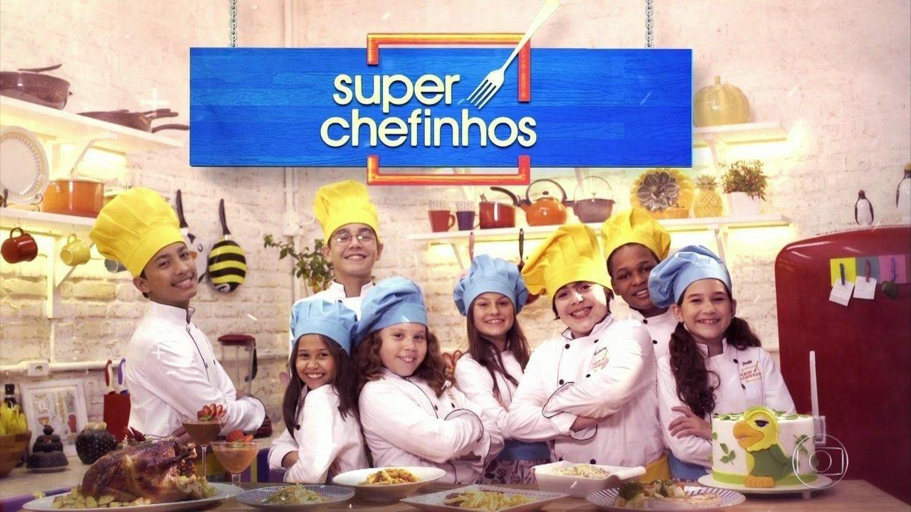 Ana Maria apresenta a nova temporada de 'Super Chefinhos'