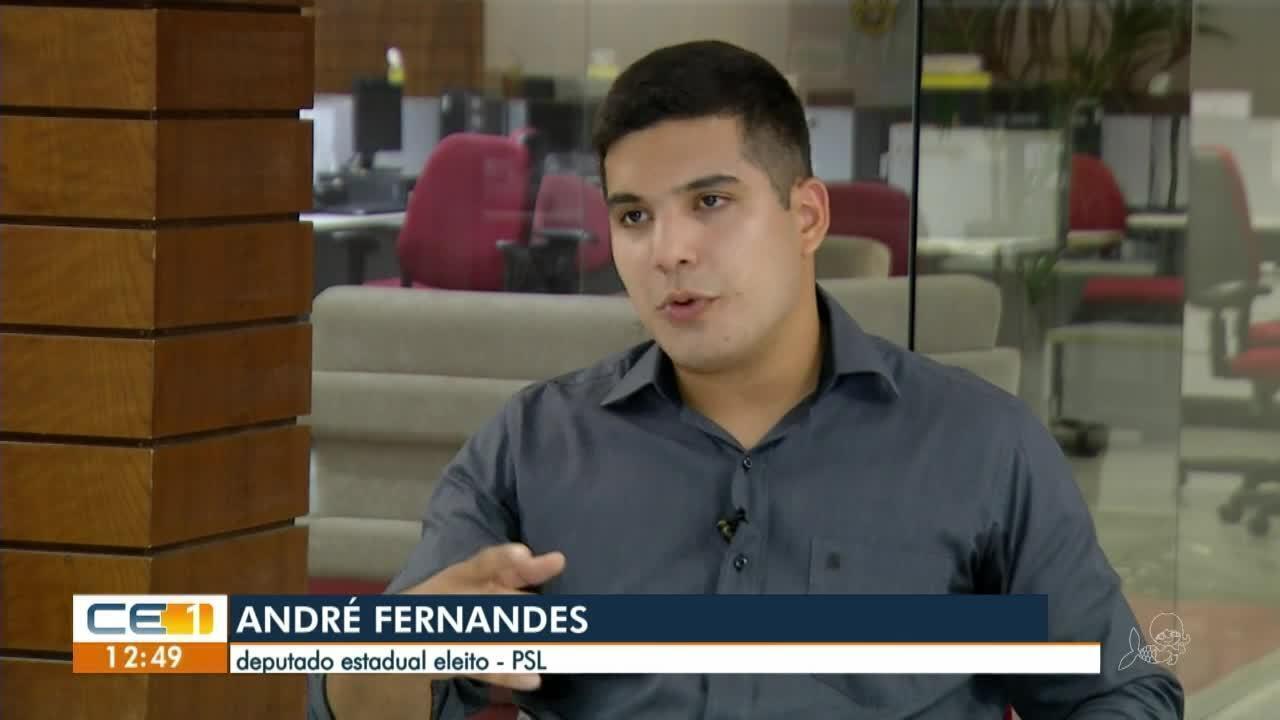 Cearense YouTuber é o deputado eleito mais jovem do país