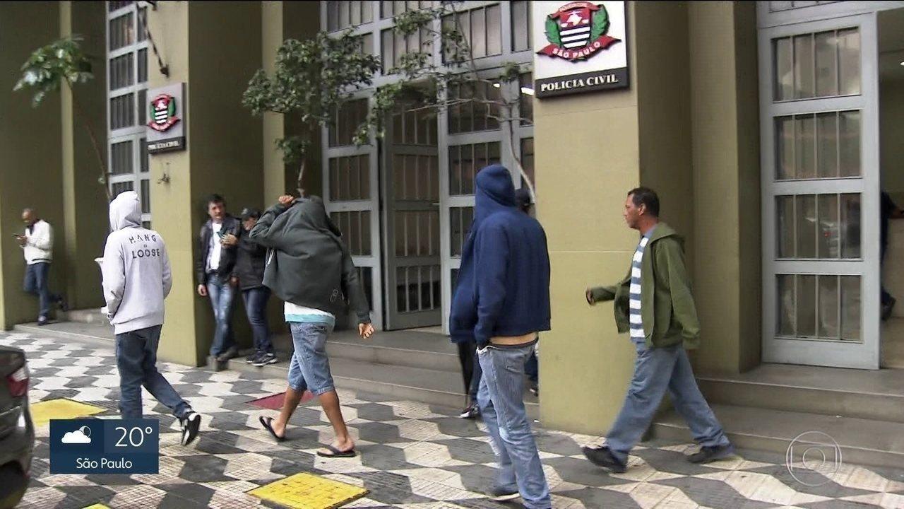 Polícia identifica os quatro assassinos de rapaz no Largo São Francisco