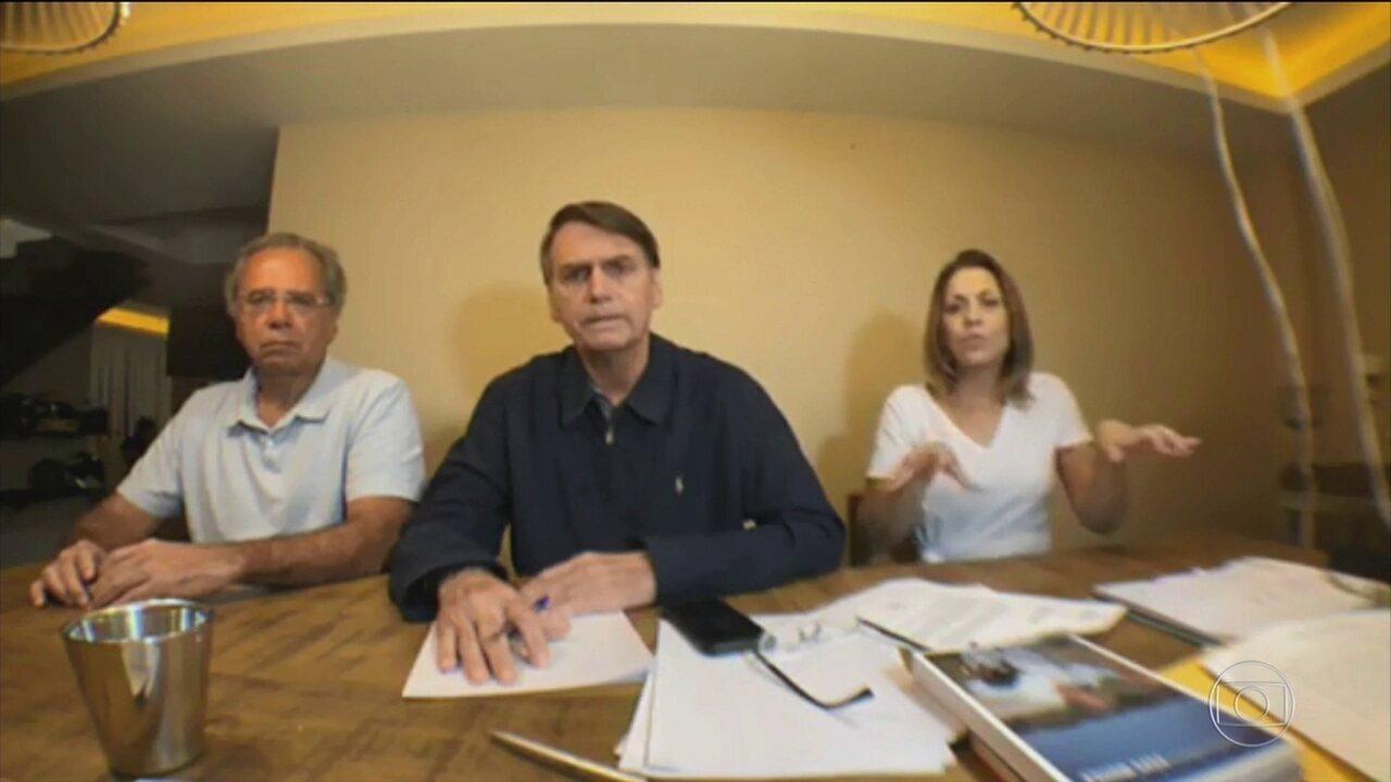 Bolsonaro se pronuncia apenas nas redes sociais após resultado das urnas