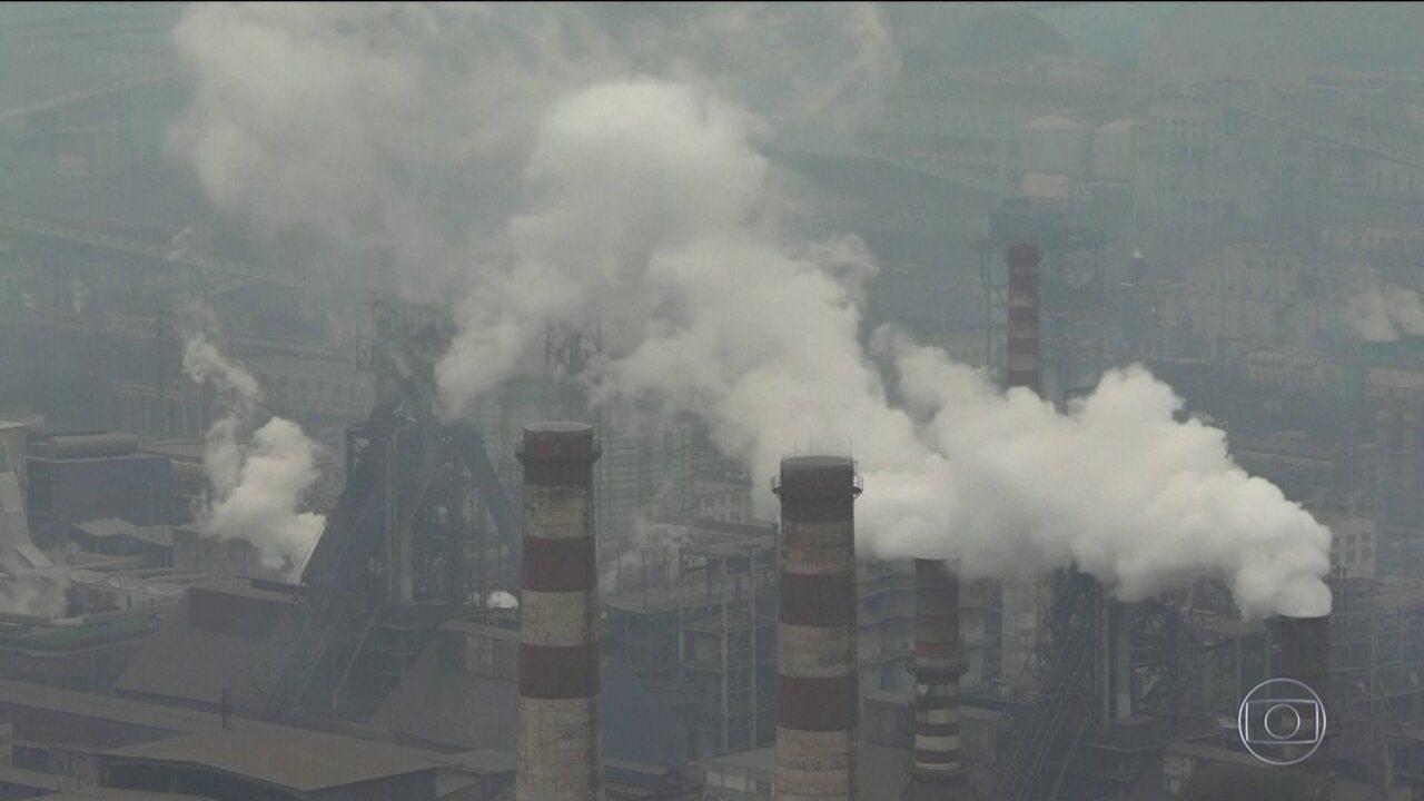 ONU alerta para riscos que população mundial corre se não conter aquecimento global