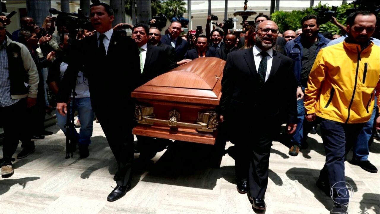ONU pede investigação independente sobre a morte de um político de oposição da Venezuela