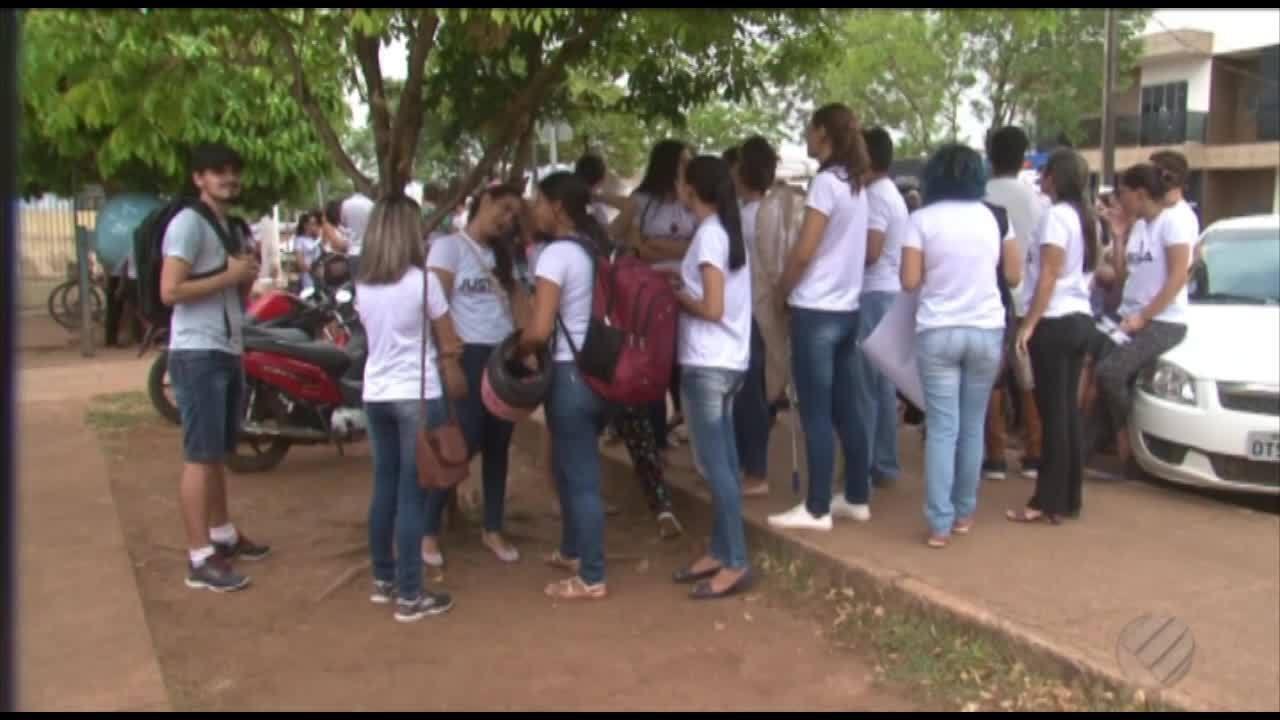 A justiça ouviu as duas mulheres acusadas de matar um professor em Altamira