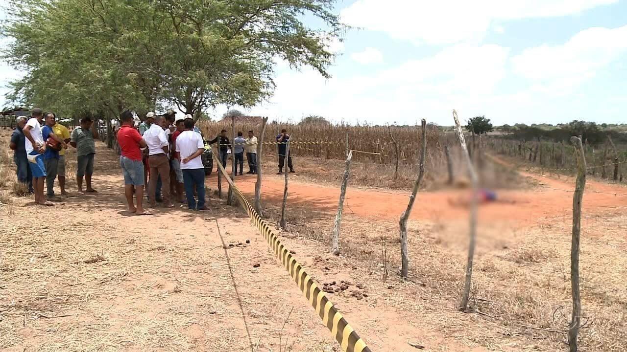 Três homens são assassinados na Zona Rural de Igaci, AL