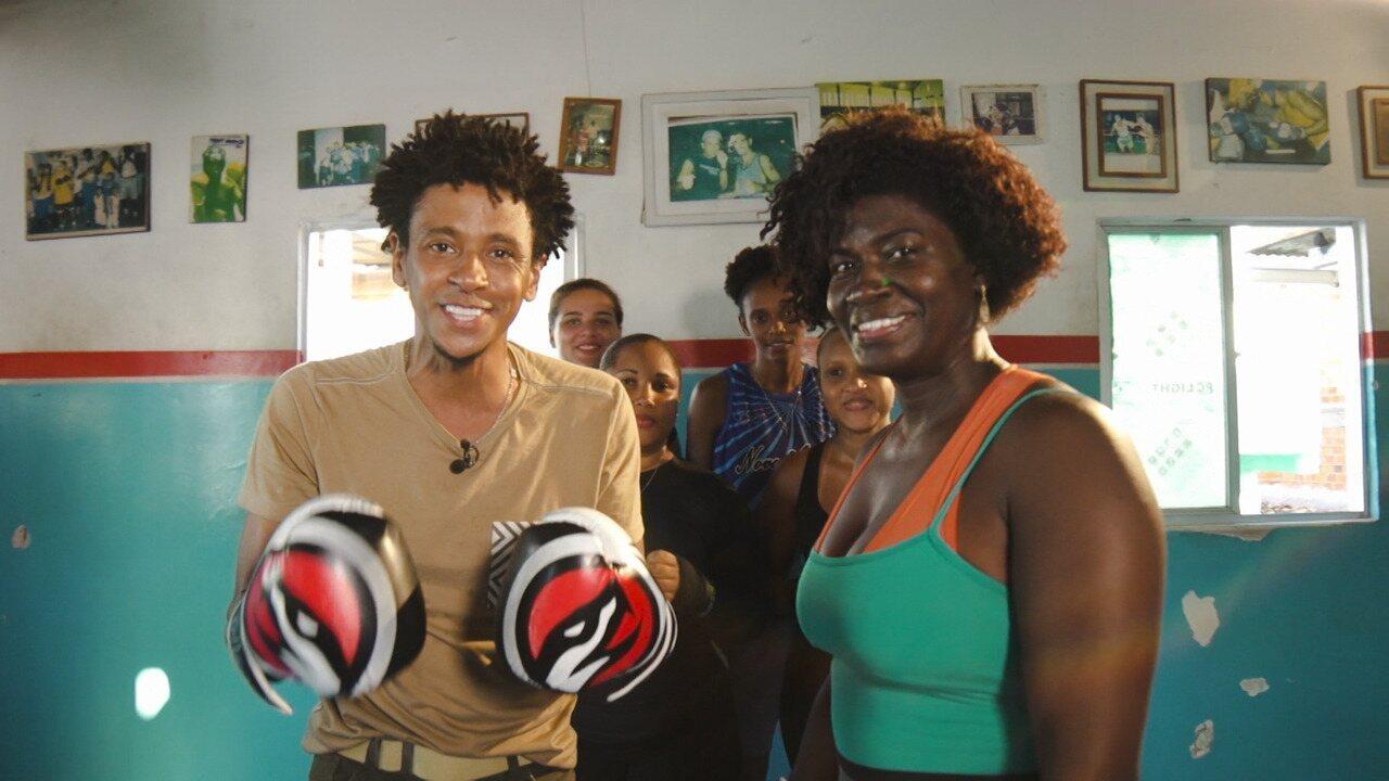 O 'Vumbora' visita o Nordeste de Amaralina para conhecer iniciativas de moradores