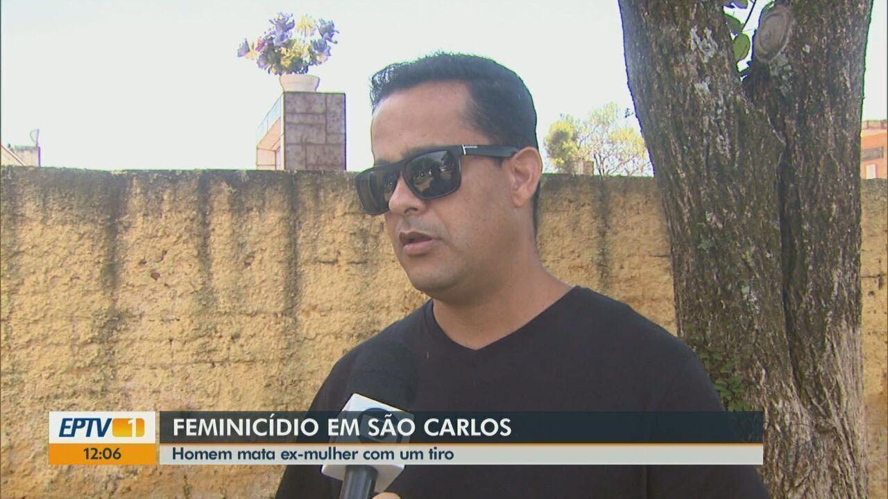 Mulher é morta com um tiro em São Carlos e ex-marido é suspeito