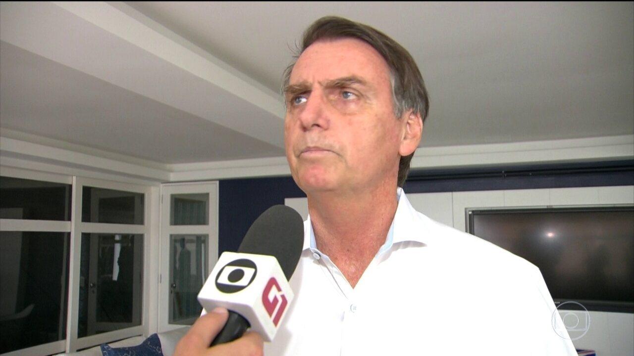 Jair Bolsonaro diz que o melhor plano para a saúde é ter emprego