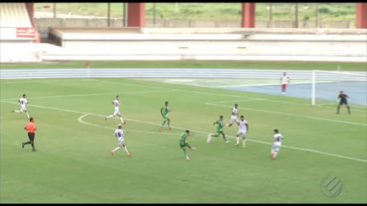 Tuna Luso vence o Gavião Kyikatejê na Segundinha, Veja os gols: