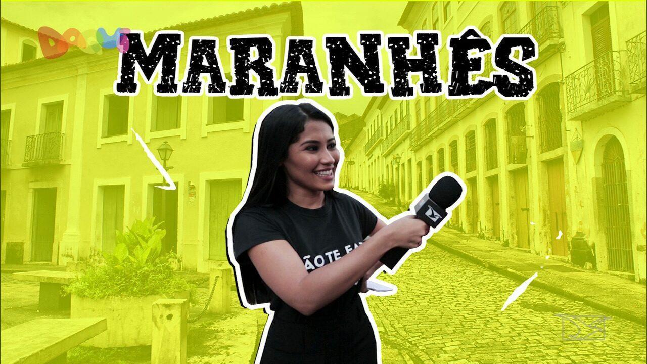 'Maranhês' - O jeito maranhense de falar