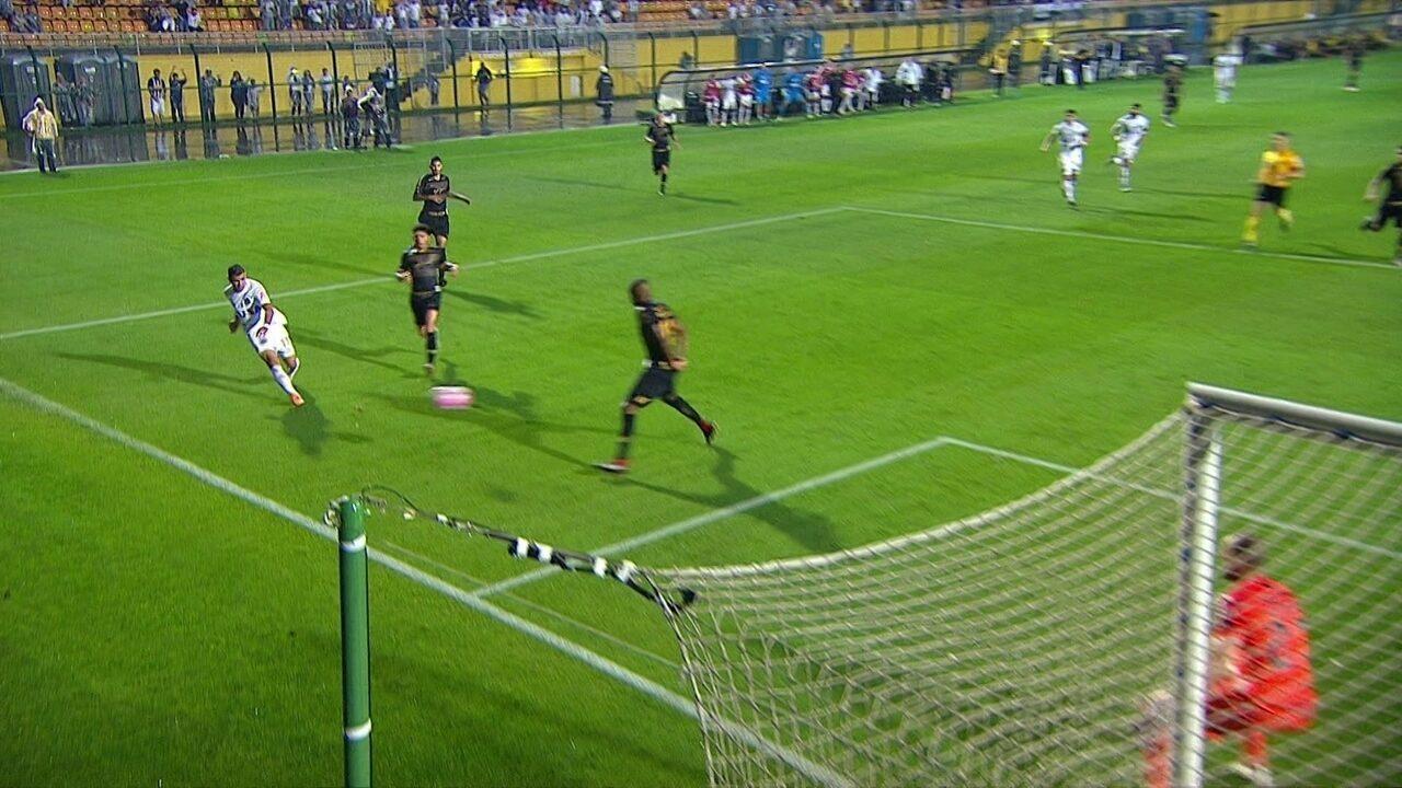 Melhores momentos: Santos 1 x 0 Corinthians pela 29ª rodada do Brasileirão 2018