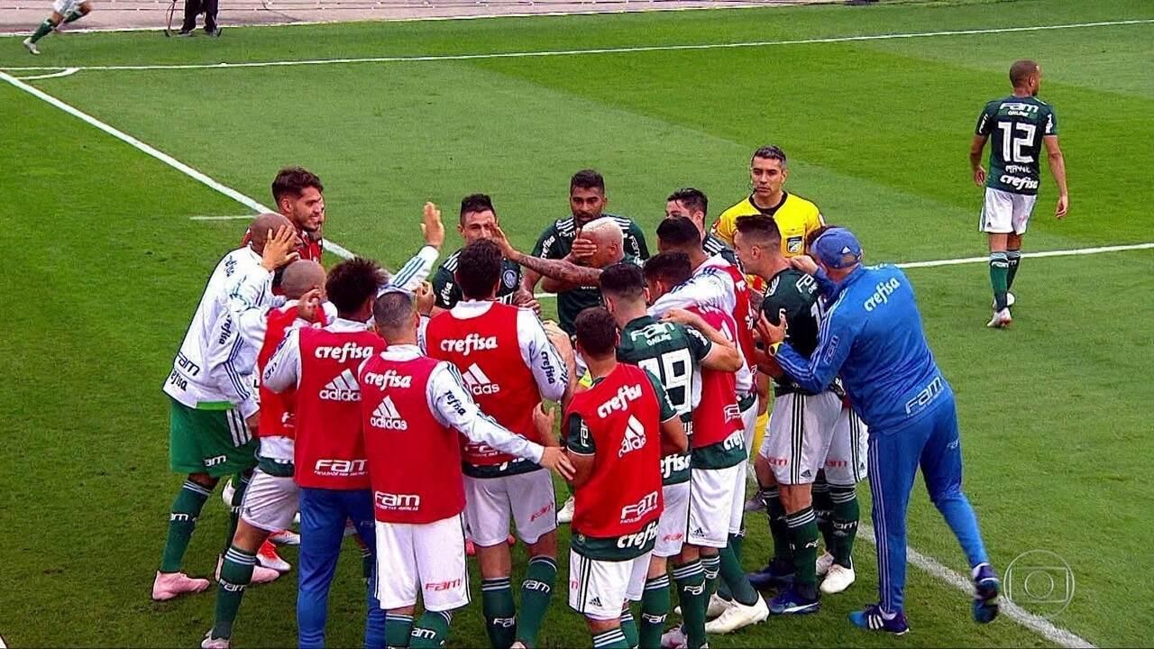 Gols do Fantástico: confira os gols deste domingo (14) pelo Brasileirão