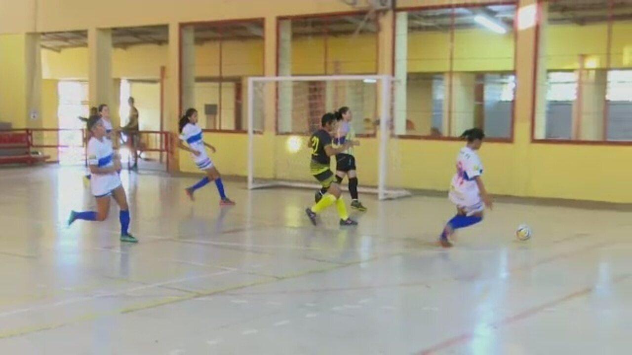 3a05b7e5863ac Atlético-AC goleia Volta Redonda e está nas semifinais do Acreano de Futsal  Feminino