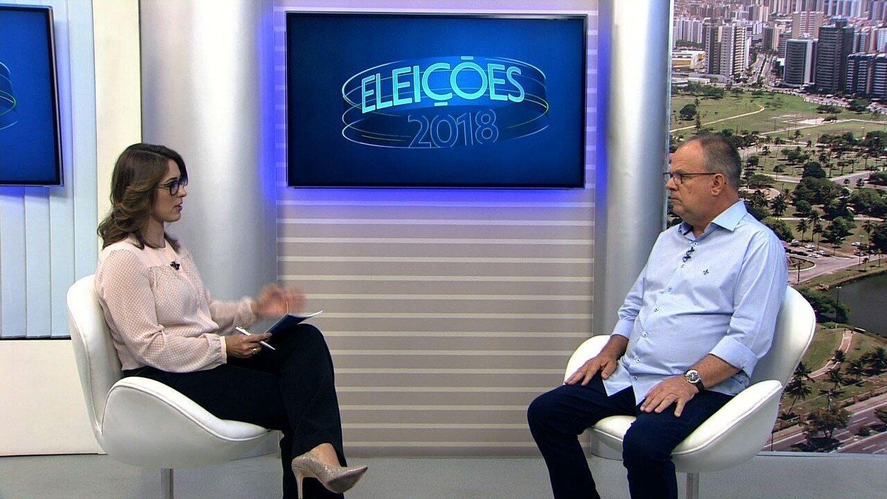 Candidato entrevistado do SE2