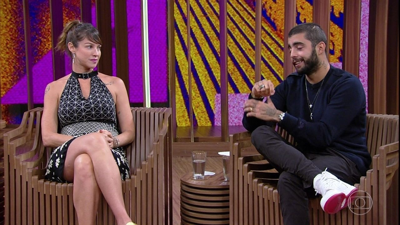 Luana Piovani brinca sobre lua de mel com Pedro Scooby: 'Fui abandonada'