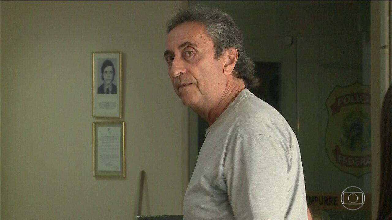 Ex-secretário de Saúde do Maranhão é preso pela Polícia Federal