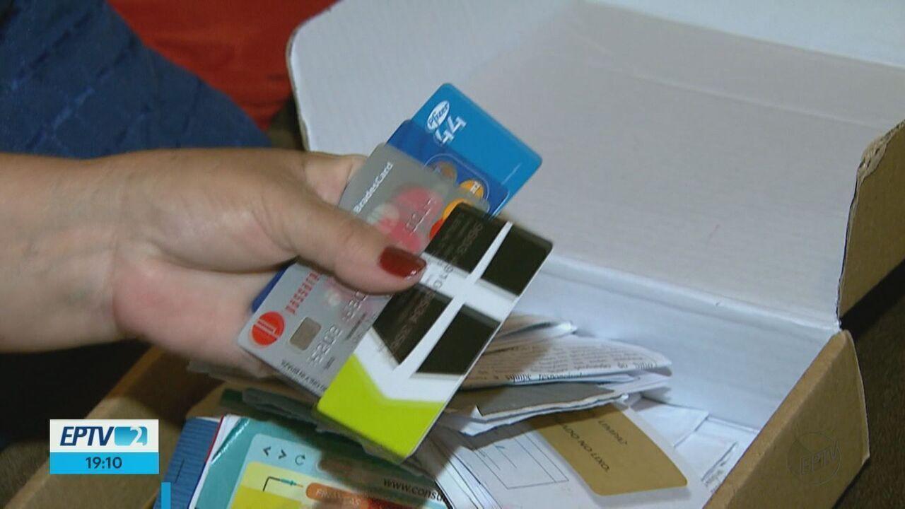 Fraudadores usam novo método para fazer compras com cartões de crédito
