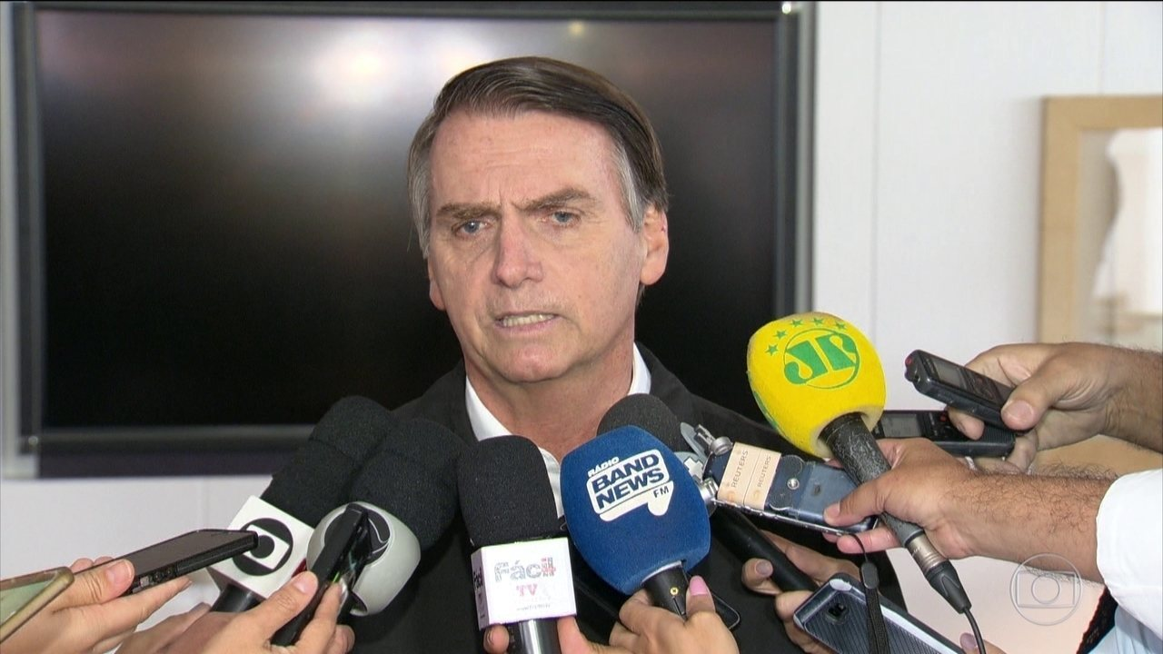 Bolsonaro defende reforma política, com o fim da reeleição