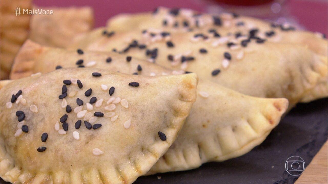 Pastel de Forno também pode ser frito se você quiser