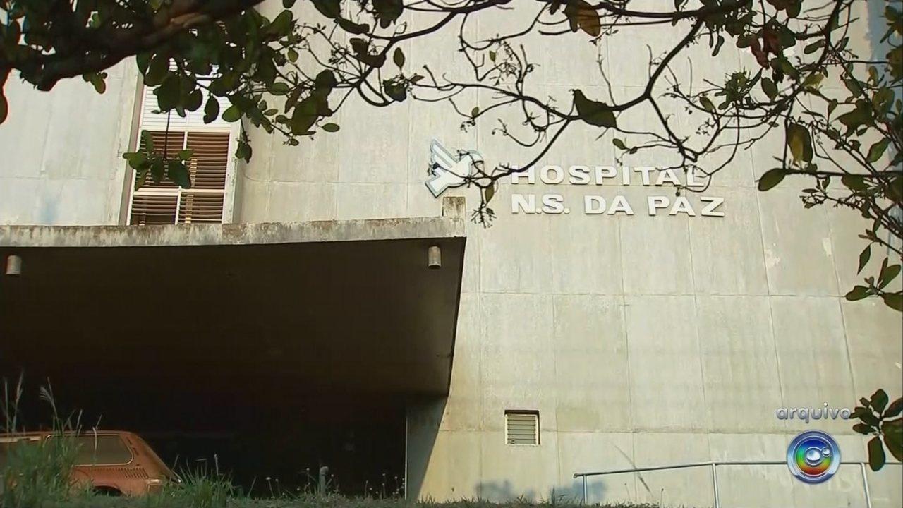 Leilão de prédio onde funcionava hospital em Rio Preto não recebe lances