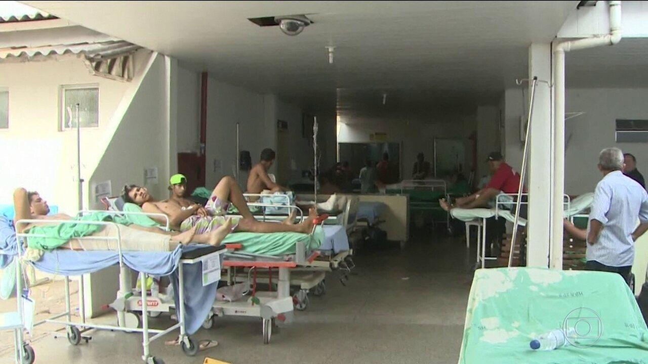 Brasil perde 11 leitos por dia nos hospitais públicos