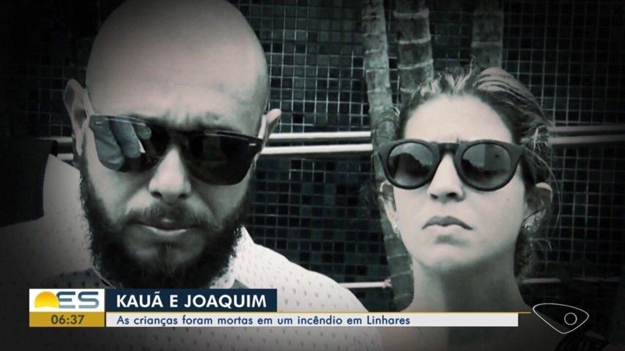 Audiência sobre mortes de irmãos Kauã e Joaquim acontece nesta terça (23) em Linhares, ES